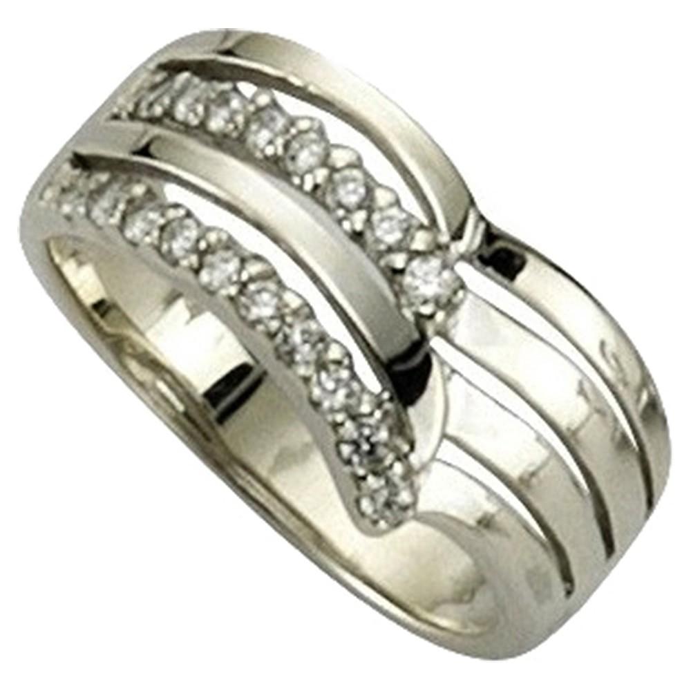 KISMA Schmuck Damen-Ring Gr. 60 Sterling Silber 925 KIR0106-007-60