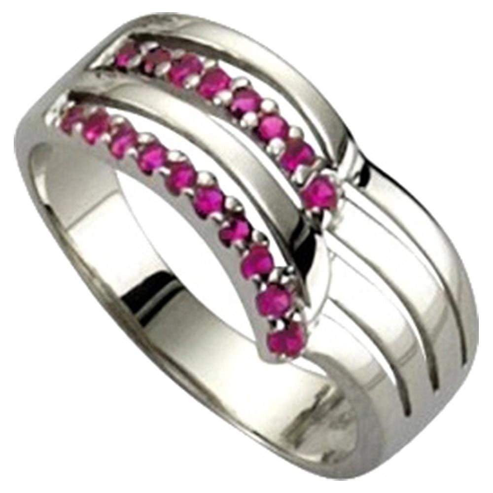KISMA Schmuck Damen-Ring Gr. 54 Sterling Silber 925 KIR0106-013-54