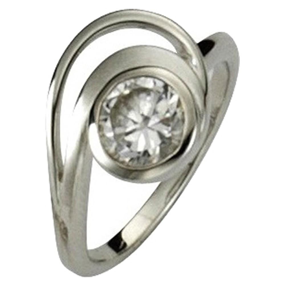 KISMA Schmuck Damen-Ring Gr. 58 Sterling Silber 925 KIR0107-003-58