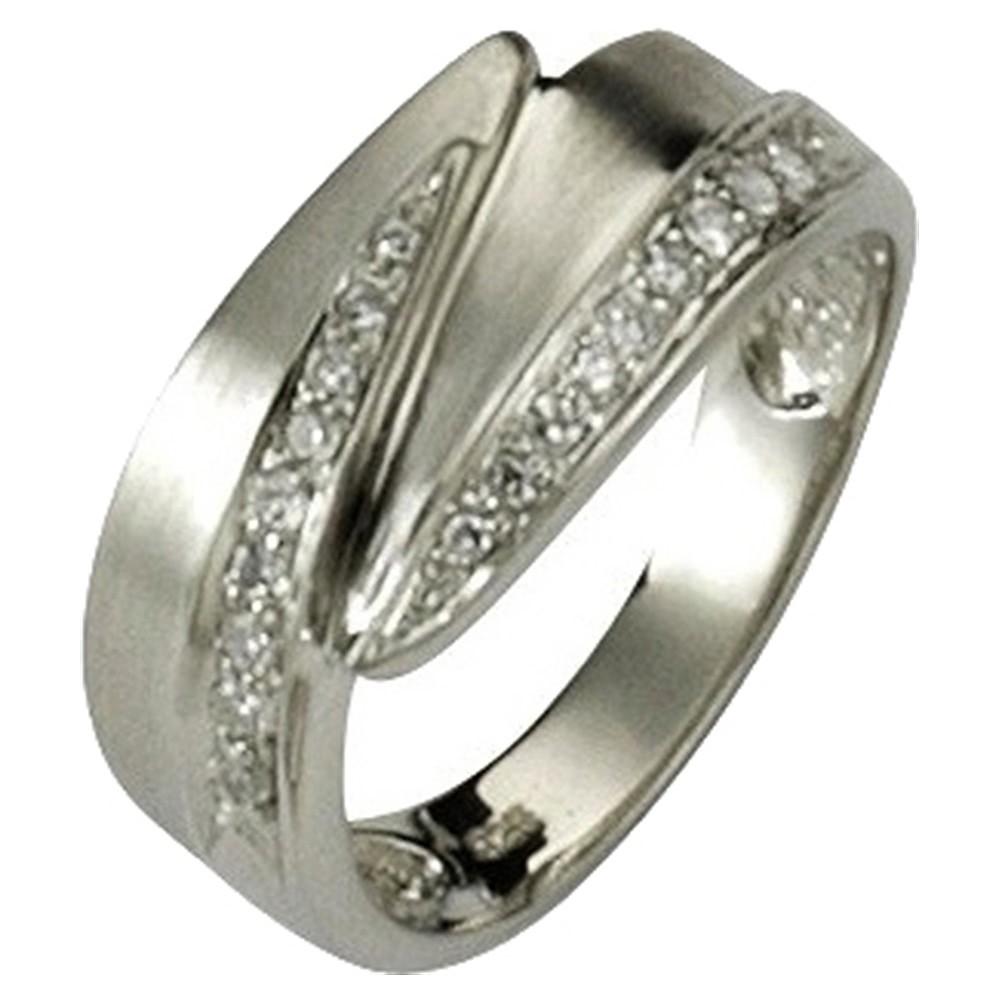 KISMA Schmuck Damen-Ring Gr. 54 Sterling Silber 925 KIR0107-007-54