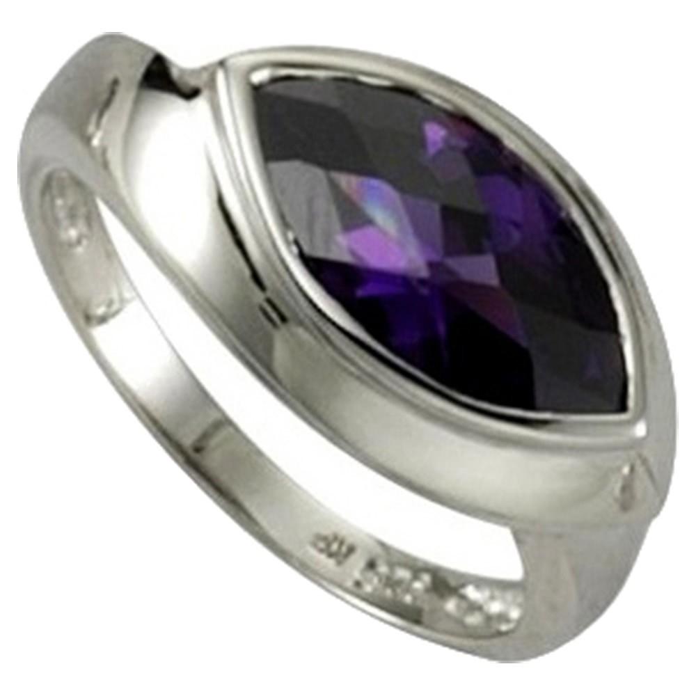 KISMA Schmuck Damen-Ring Gr. 54 Sterling Silber 925 KIR0108-016-54