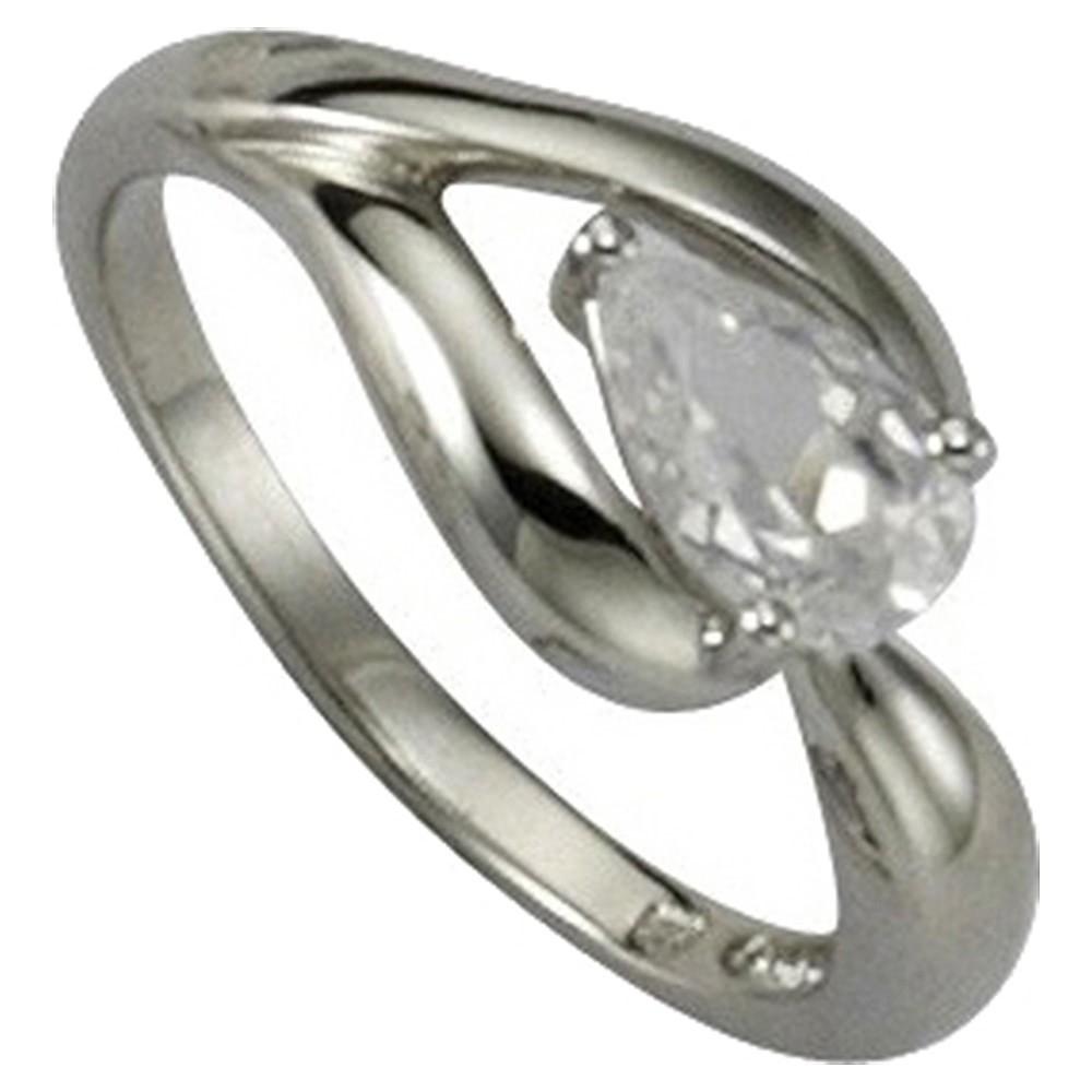 KISMA Schmuck Damen-Ring Gr. 52 Sterling Silber 925 KIR0109-017-52