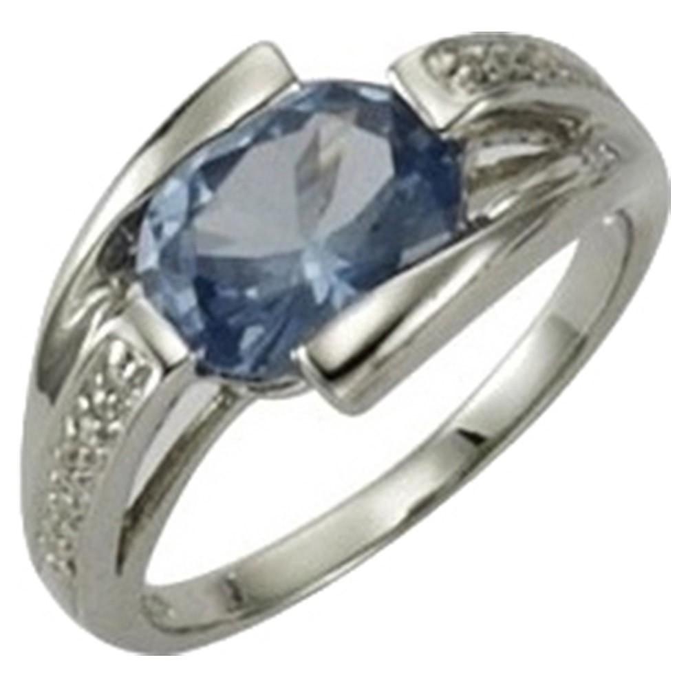 KISMA Schmuck Damen-Ring Gr. 54 Sterling Silber 925 KIR0110-014-54