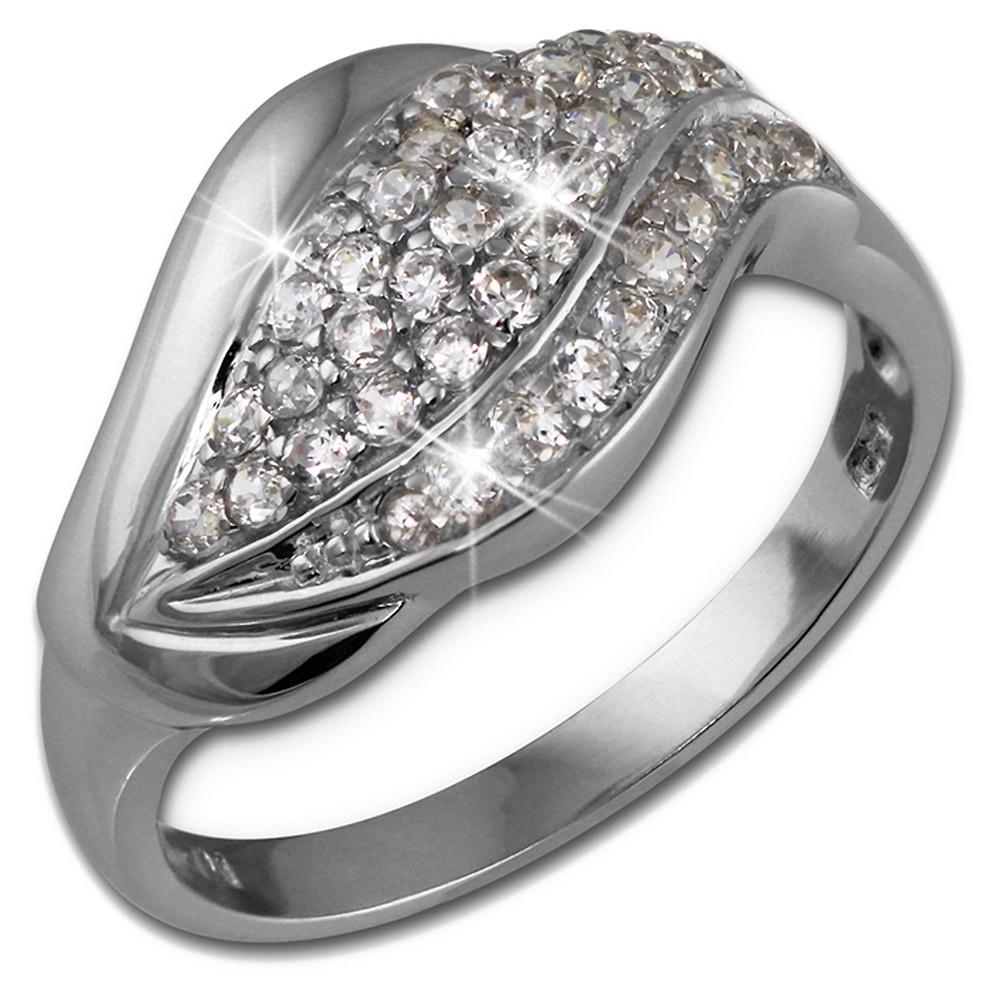 KISMA Schmuck Damen-Ring Gr. 58 Sterling Silber 925 KIR0117-010-58