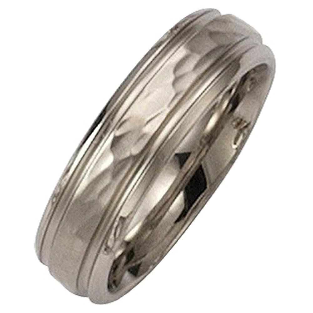 KISMA Schmuck Ring Gr. 58 Edelstahl Breite 6cm KIR0127-012-58