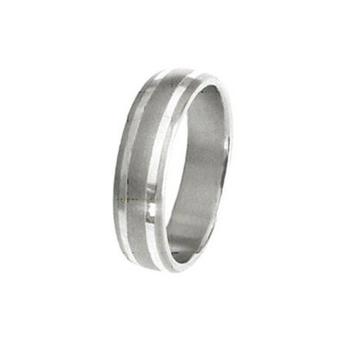 SilberDream Titan Ring Herren Damen Titanringe Gr.17 RXT4207