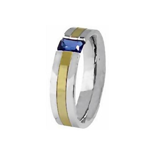 SilberDream Titan Ring Herren Damen Titanringe Gr.19 RXT4349