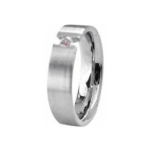 SilberDream Titan Ring Herren Damen Titanringe Gr.18 RXT4368