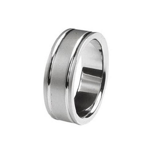 SilberDream Titan Ring Herren Damen Titanringe Gr.17 RXT4417