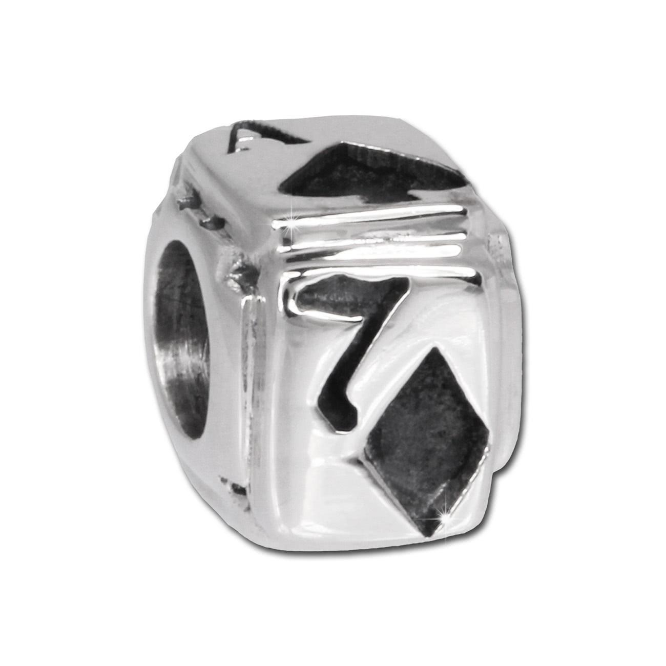 IMPPAC Bead Kartenspiel 925er Silber Armband Beads SBB126