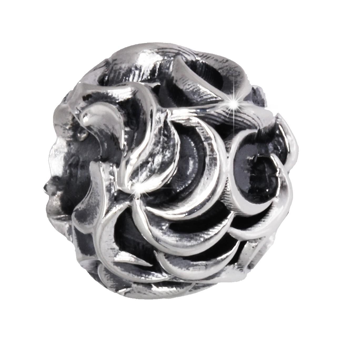 IMPPAC Bead Ranke 925 Sterling Silber Armband Beads SBB226