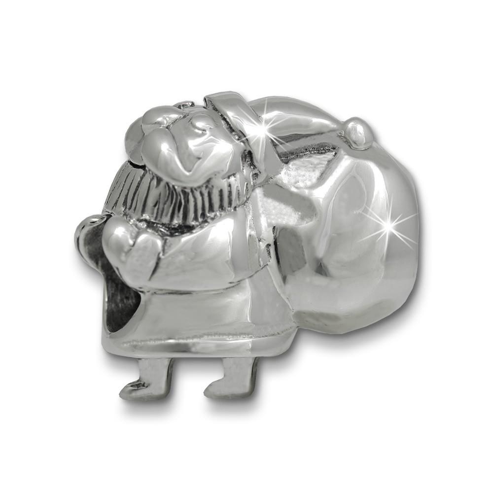 IMPPAC Bead Wichtel mit Rucksack 925er Silber Armband Beads SBB241