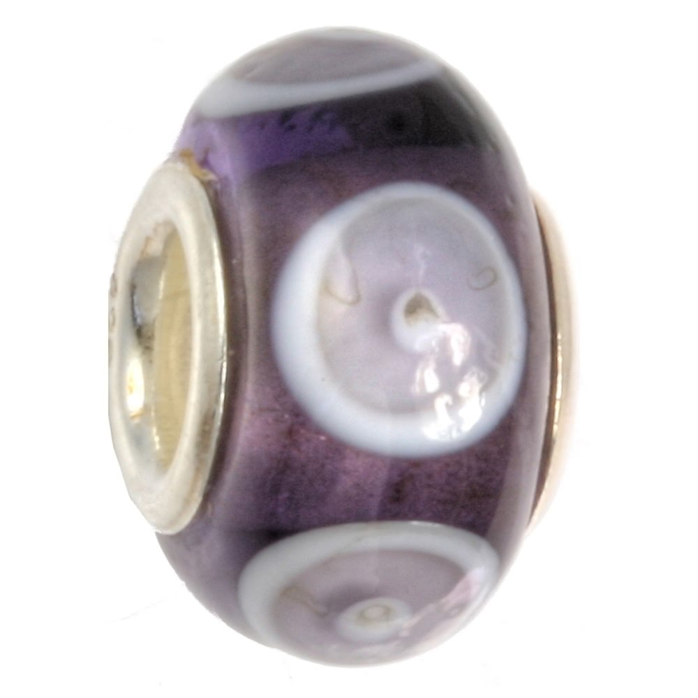 IMPPAC Glas 925 Bead Spacer Space European Beads SMB8005