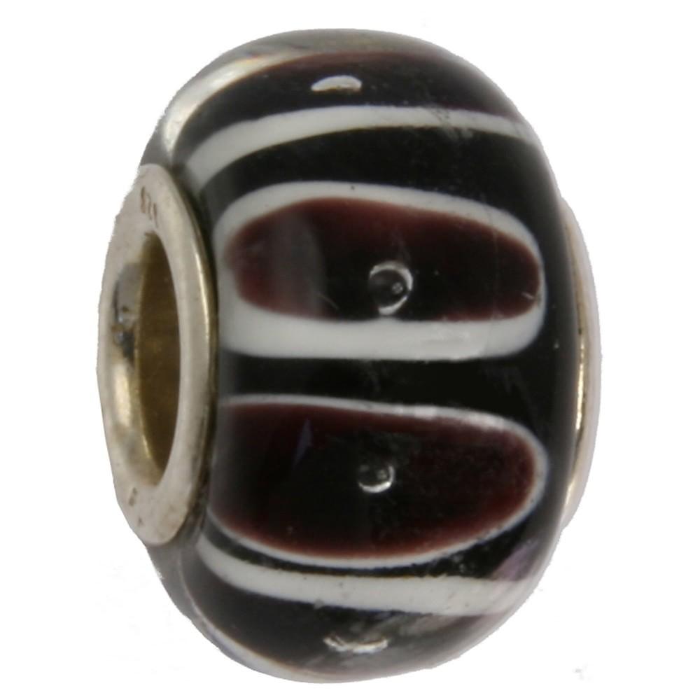 IMPPAC Glas 925 Spacer Bändchen European Beads SMB9004