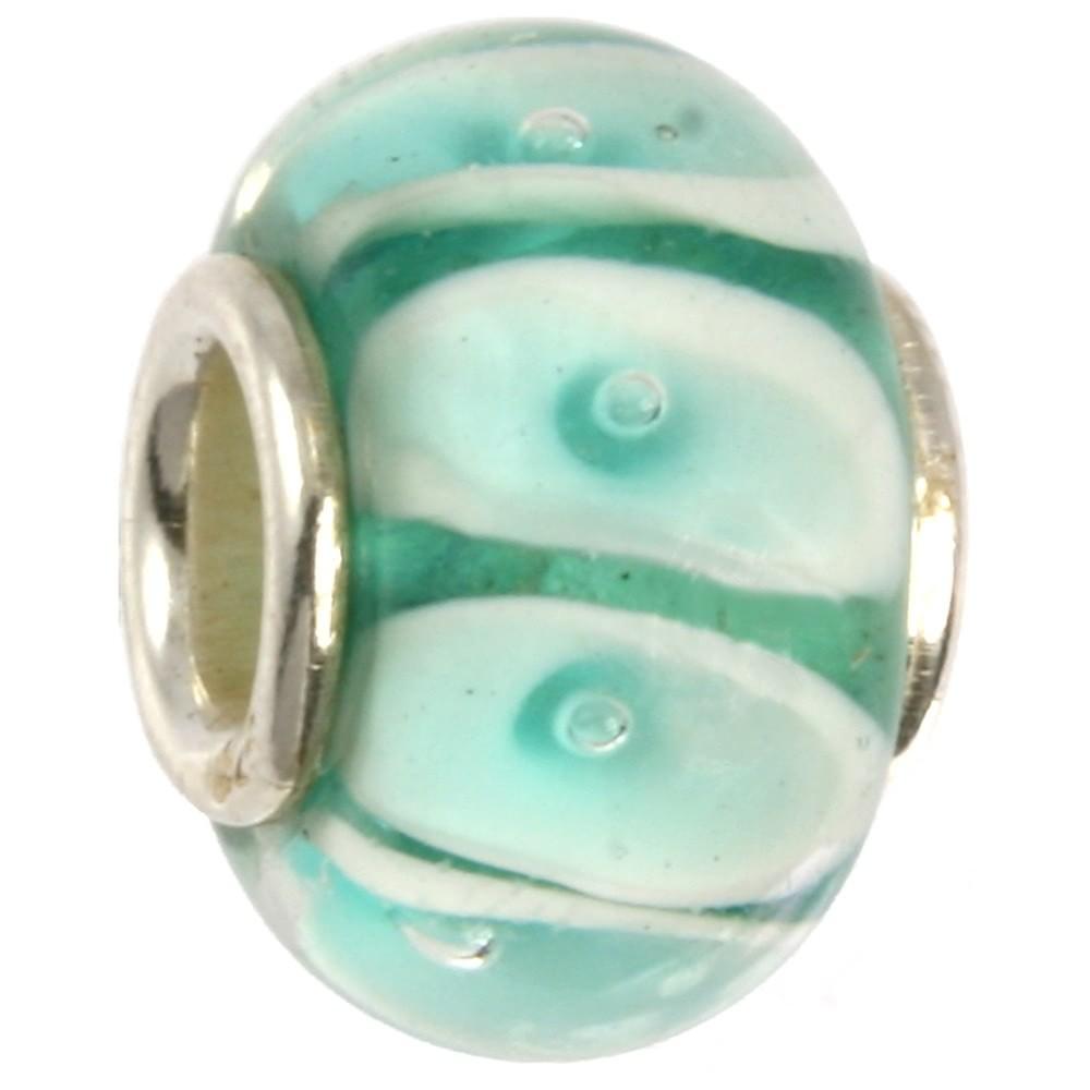 IMPPAC Glas 925 Spacer Bändchen European Beads SMB9005