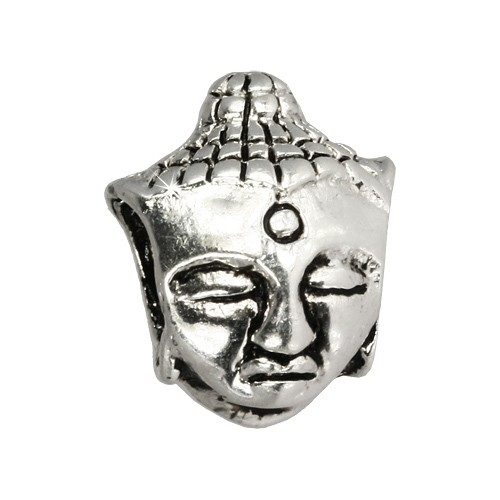 IMPPAC 925 Silber Bead Indischer Gott European Beads SMQ001