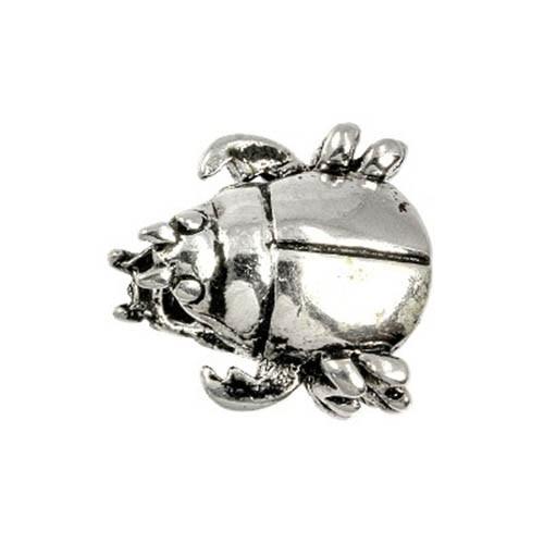 IMPPAC 925 Silber Bead Scarabeus European Beads SMQ017