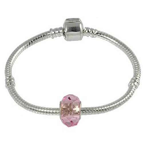 IMPPAC Armband + 1 Bead Silber 925 European Beads SMW015