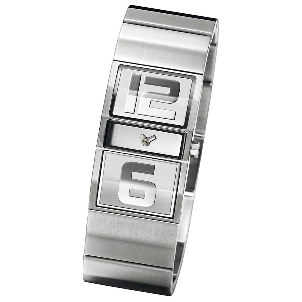 Bruno Banani Damen Uhr weiss Brix Ladies Uhren Kollektion UBR20996