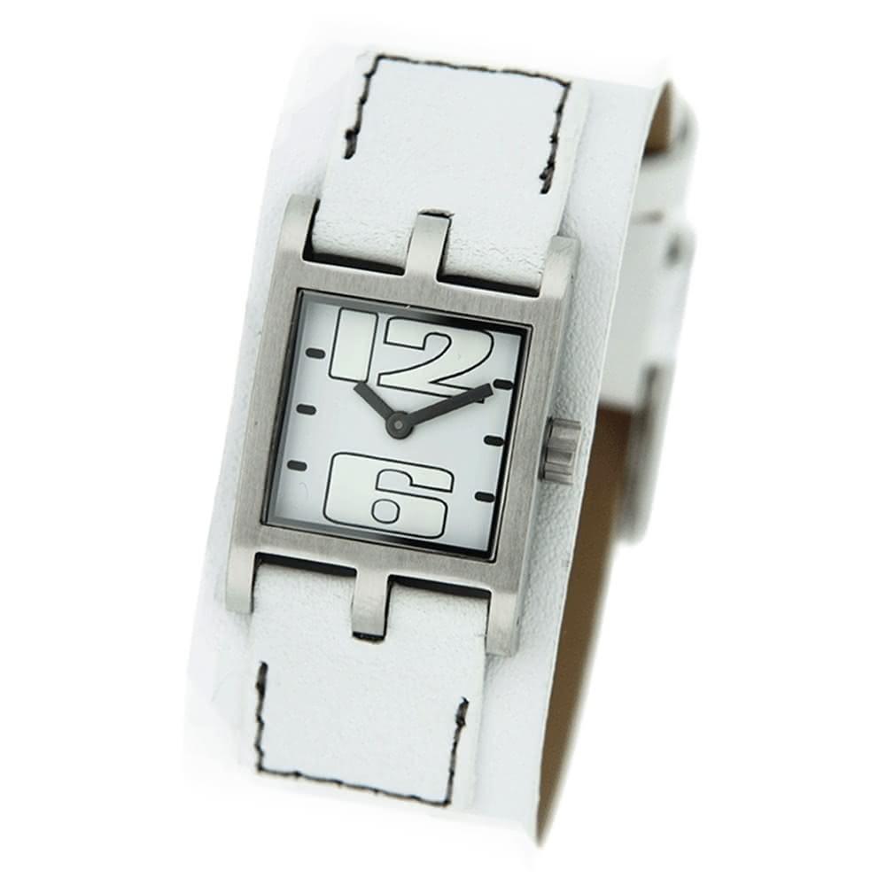 Bruno Banani Damen Uhr weiss Metis Ladies Uhren Kollektion UBR21068