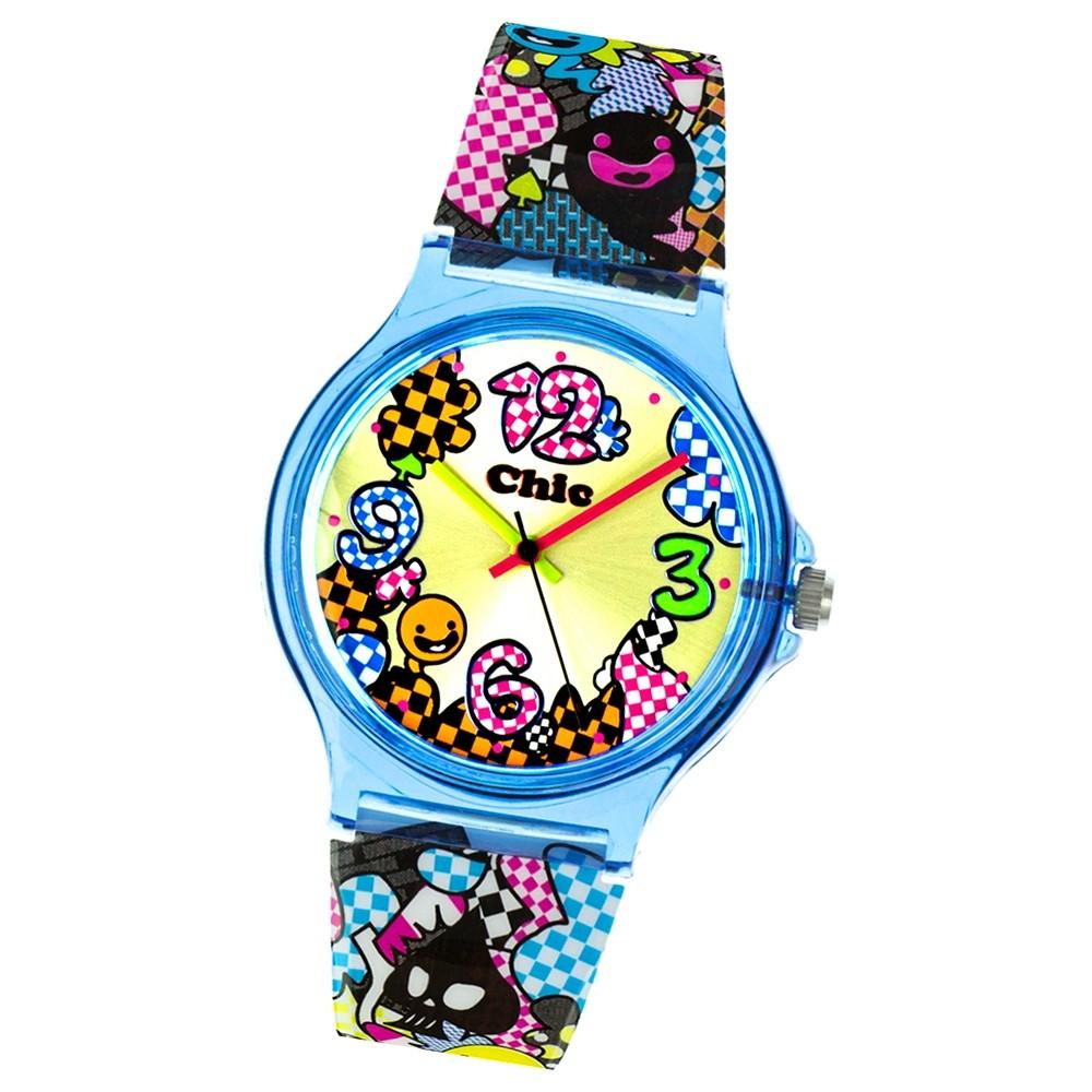 Chic-Watches Damenuhr Geister Armbanduhr Chic Lady-Uhren UC002