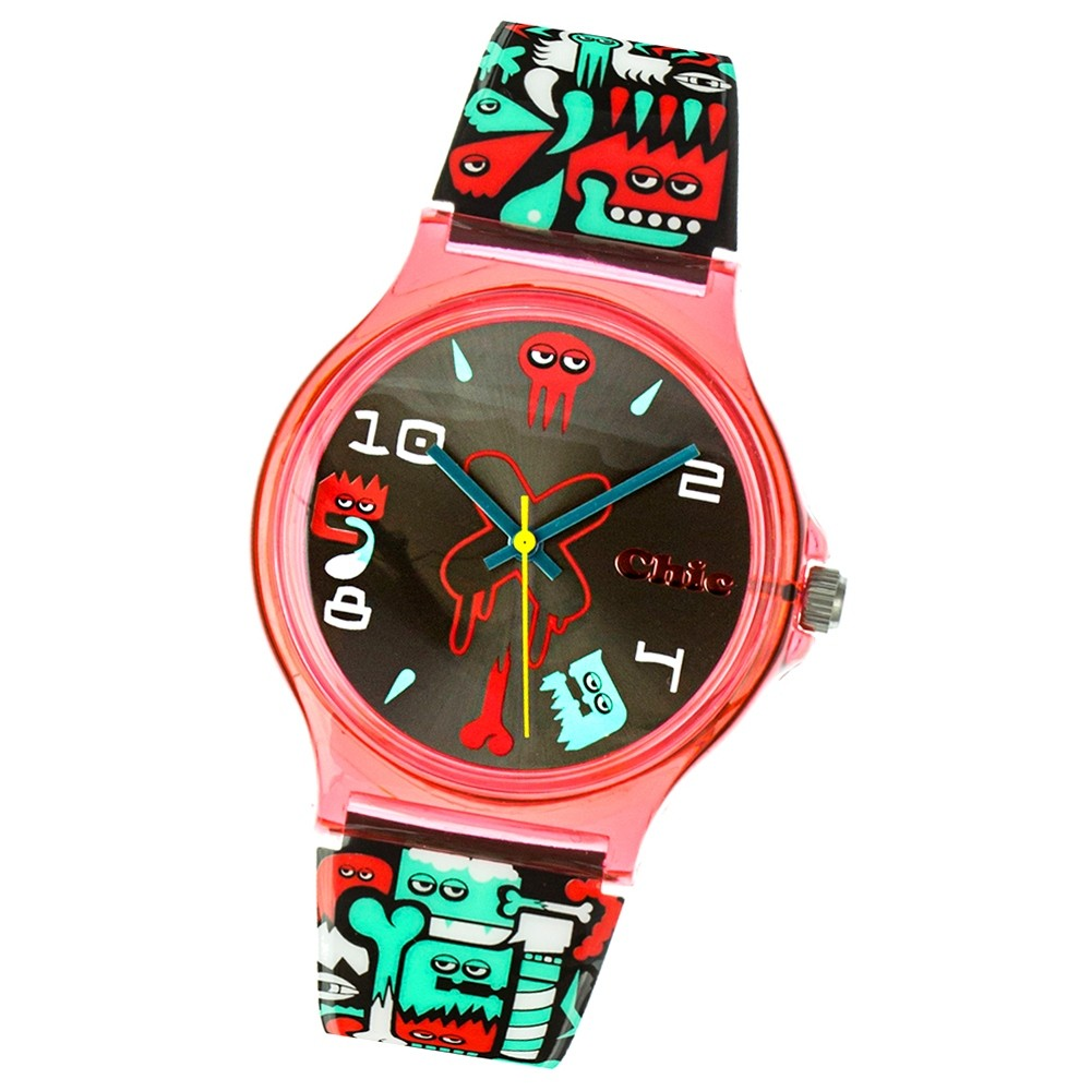 Chic-Watches Damenuhr Monster Armbanduhr Chic Lady-Kollektion UC004