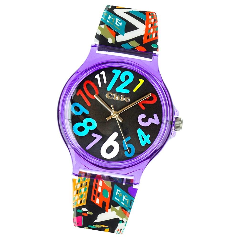 Chic-Watches Damenuhr Skyline Armbanduhr Chic Lady-Kollektion UC006