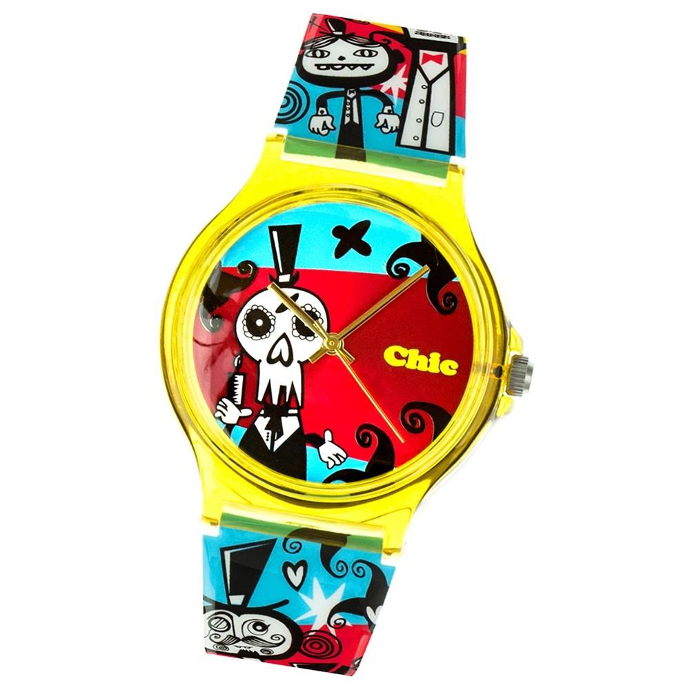 Chic-Watches Damenuhr Zombie Armbanduhr Chic Lady-Kollektion UC008