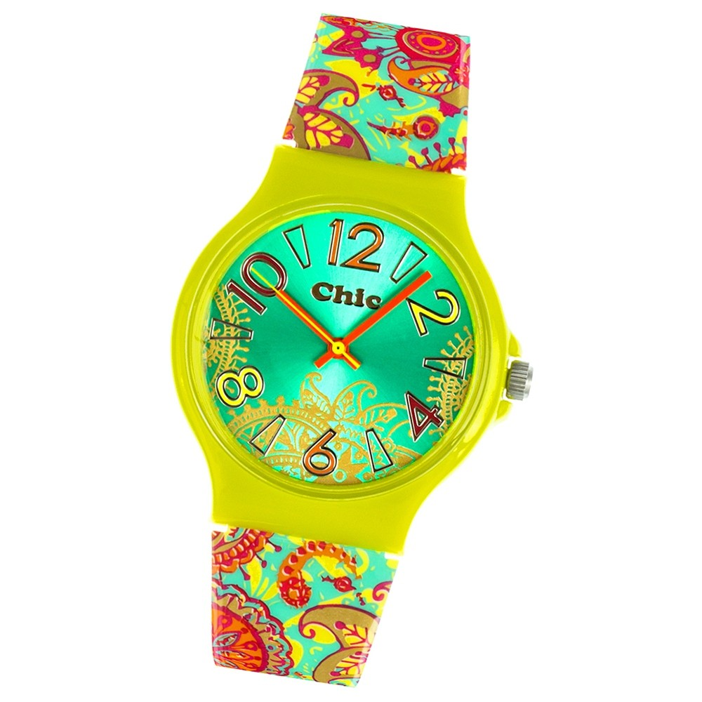 Chic-Watches Damenuhr Indian-Style Armbanduhr Chic Lady-Uhren UC012