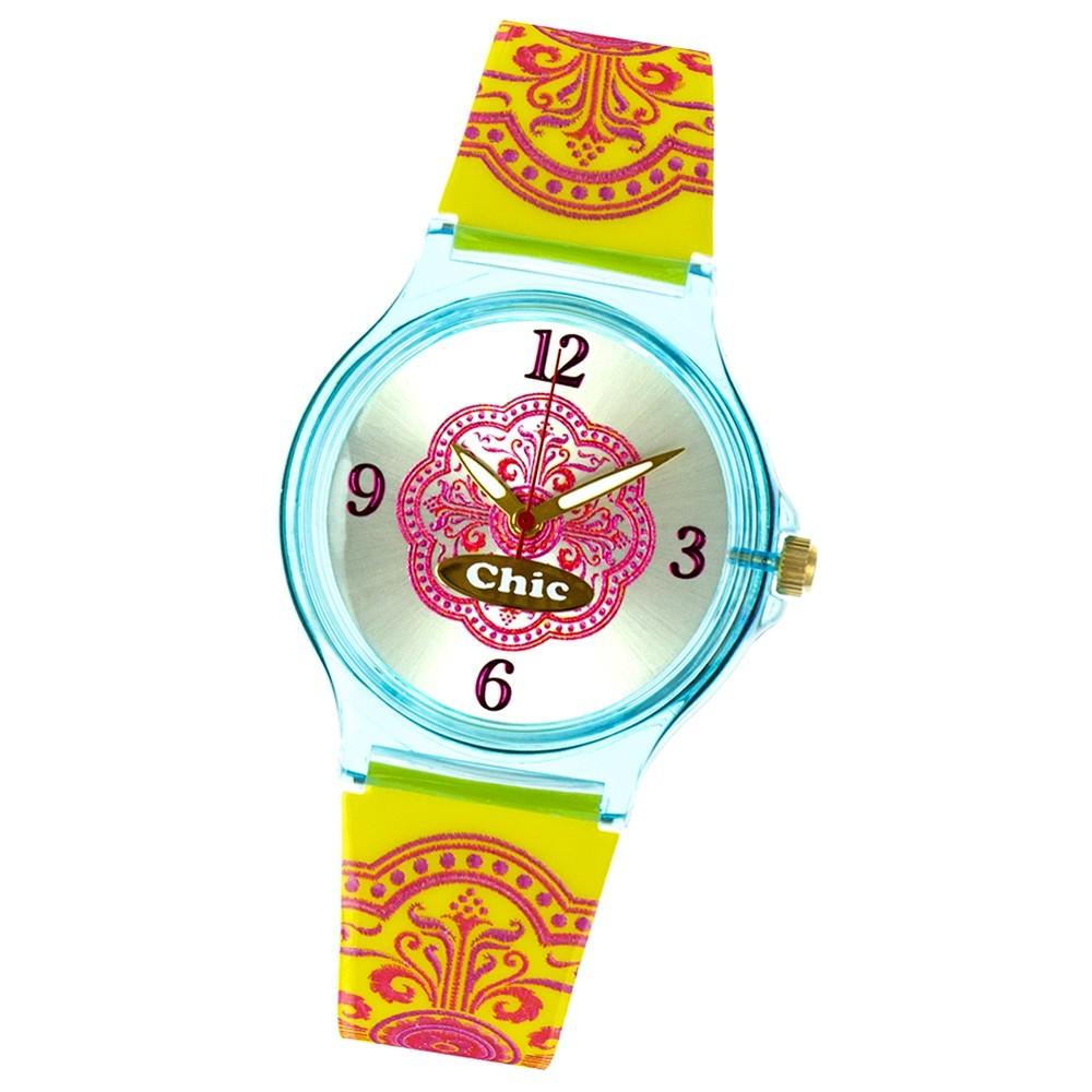 Chic-Watches Damenuhr Indian-Style Armbanduhr Chic Lady-Uhren UC021