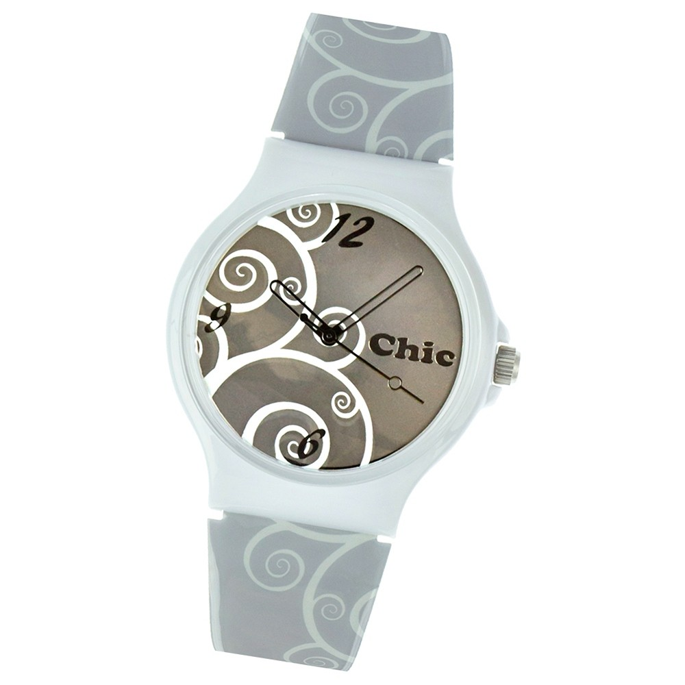 Chic-Watches Damenuhr Floral Armbanduhr Chic Lady-Kollektion UC025