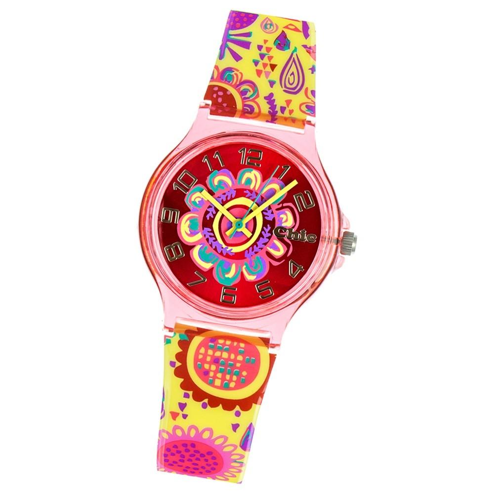 Chic-Watches Damenuhr abstrakte Wiese Armbanduhr Chic Lady-Uhren UC026