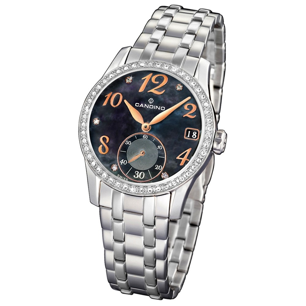 CANDINO Damen-Uhr - Elegance Delight - Analog - Quarz - Edelstahl - UC4421/2