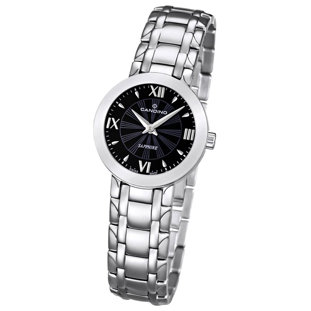 Candino Damen-Armbanduhr Timeless analog Quarz Edelstahl 316 L UC4500/2