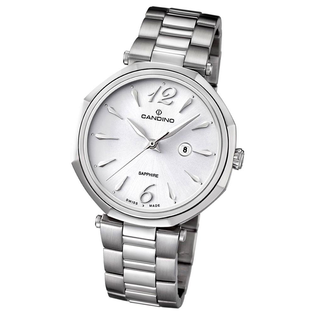 Candino Damen-Armbanduhr D-Light analog Quarz Edelstahl 316 L UC4523/1