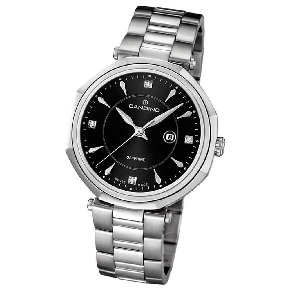 Candino Damen-Armbanduhr D-Light analog Quarz Edelstahl 316 L UC4523/4
