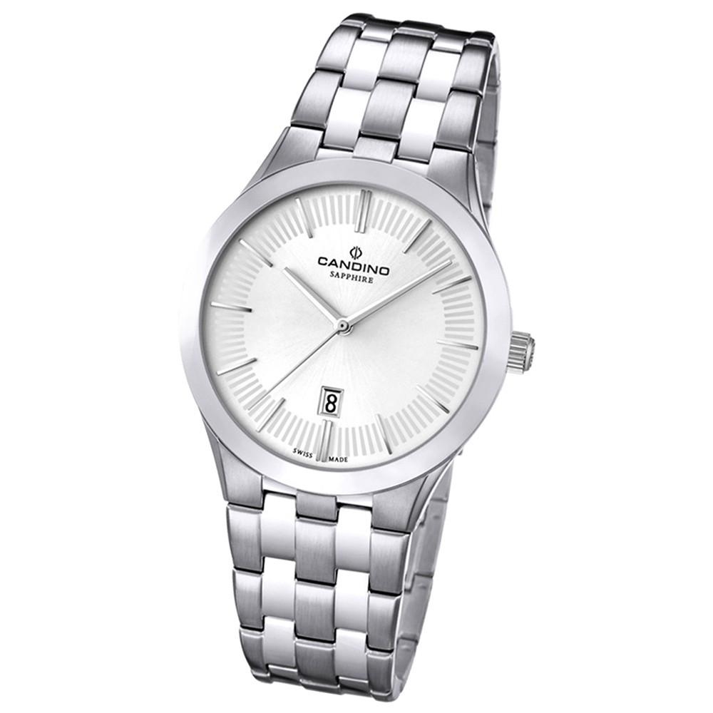 Candino Damen-Armbanduhr Timeless analog Quarz Edelstahl UC4543/1