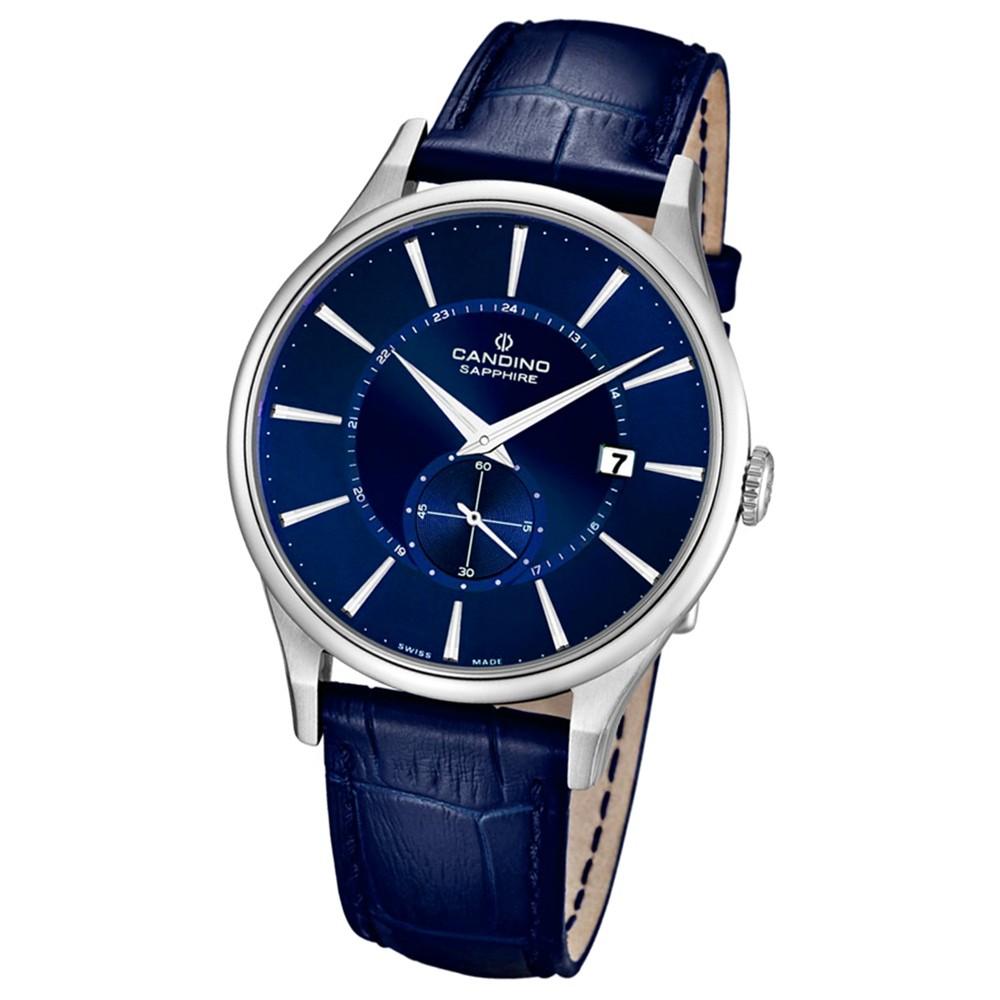CANDINO Damen-Uhr - Elegance Delight - Analog - Quarz - Leder - UC4558/3