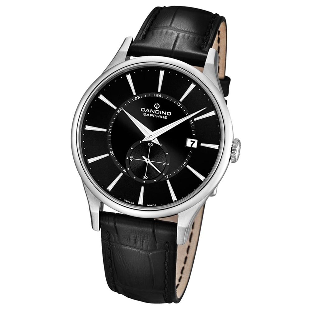 CANDINO Damen-Uhr - Elegance Delight - Analog - Quarz - Leder - UC4558/4