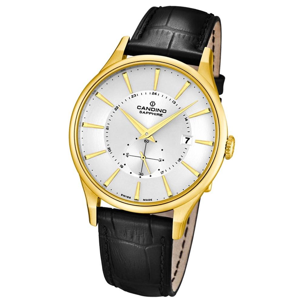 CANDINO Damen-Uhr - Elegance Delight - Analog - Quarz - Leder - UC4559/1