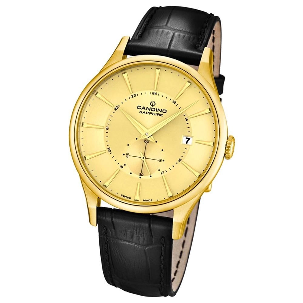 CANDINO Damen-Uhr - Elegance Delight - Analog - Quarz - Leder - UC4559/2