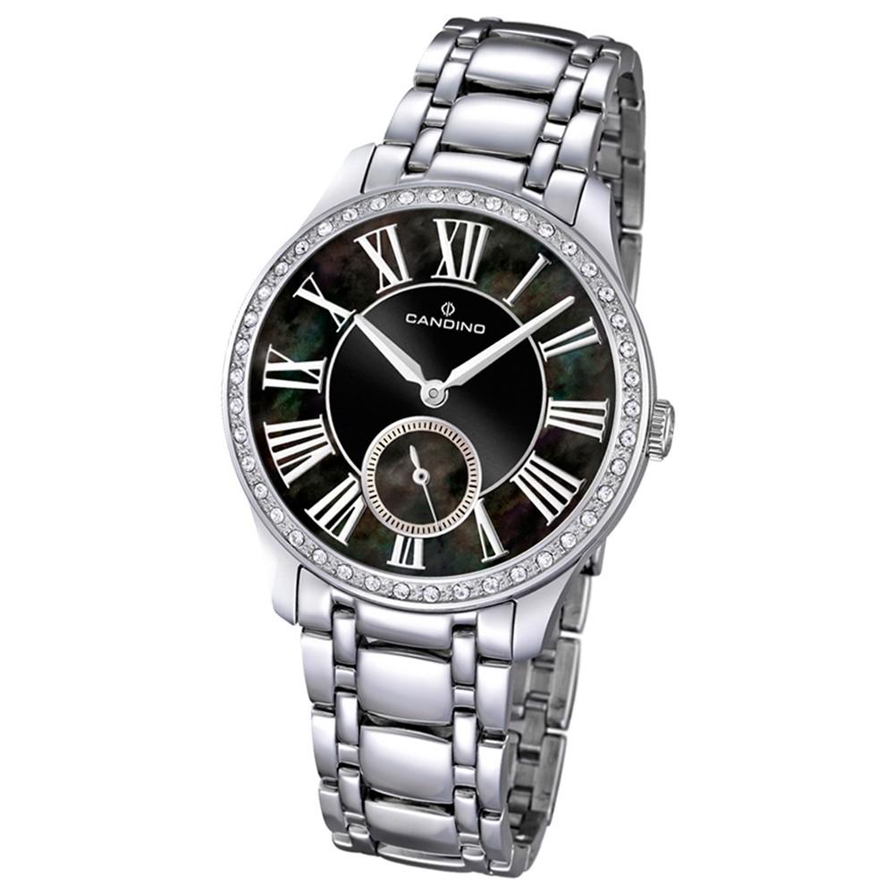 CANDINO Damen-Uhr - Elegance Delight - Analog - Quarz - Edelstahl - UC4595/3