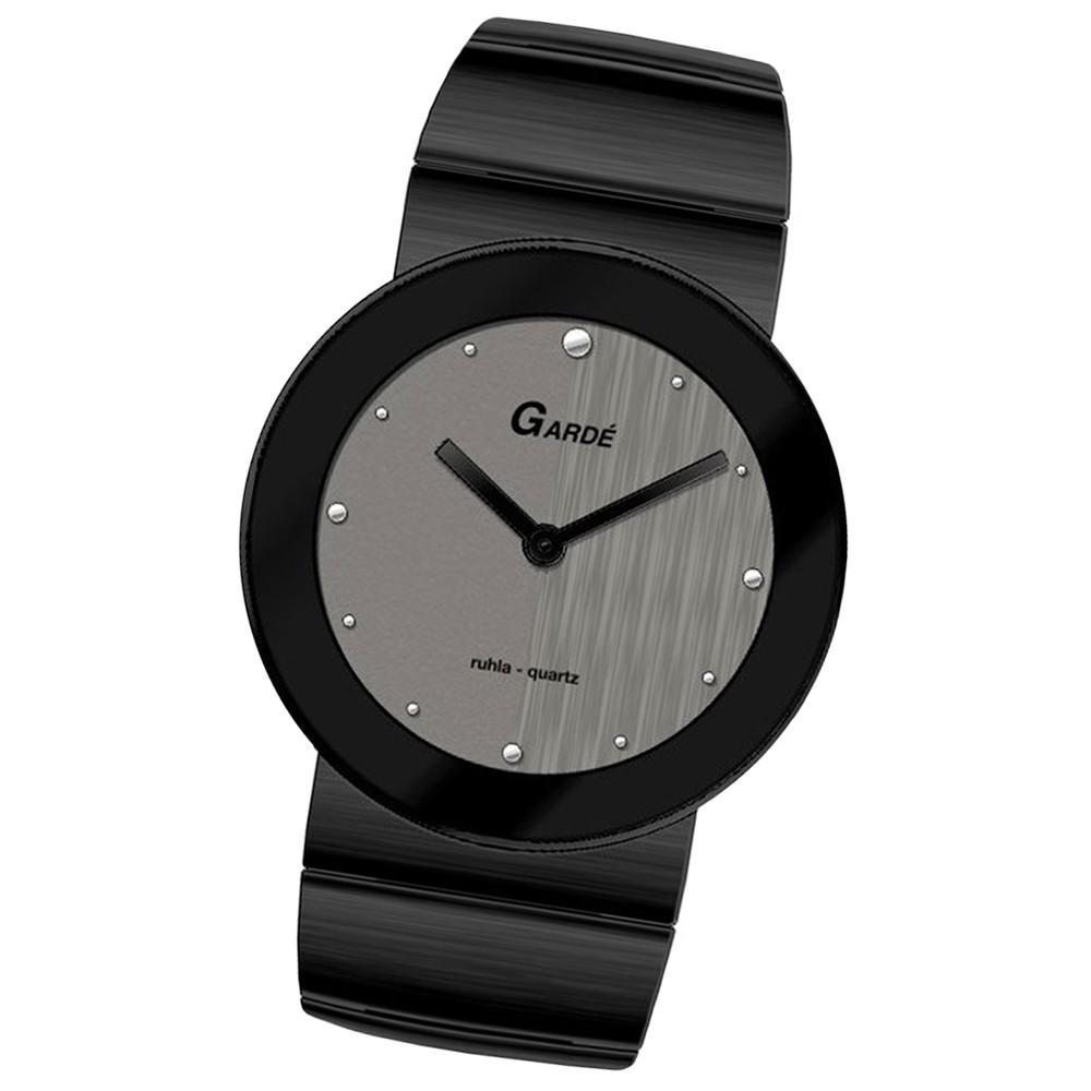 GARDE Damen-Uhr Quarzuhr Elegance 16901 Edelstahl-Armbanduhr UGA16901