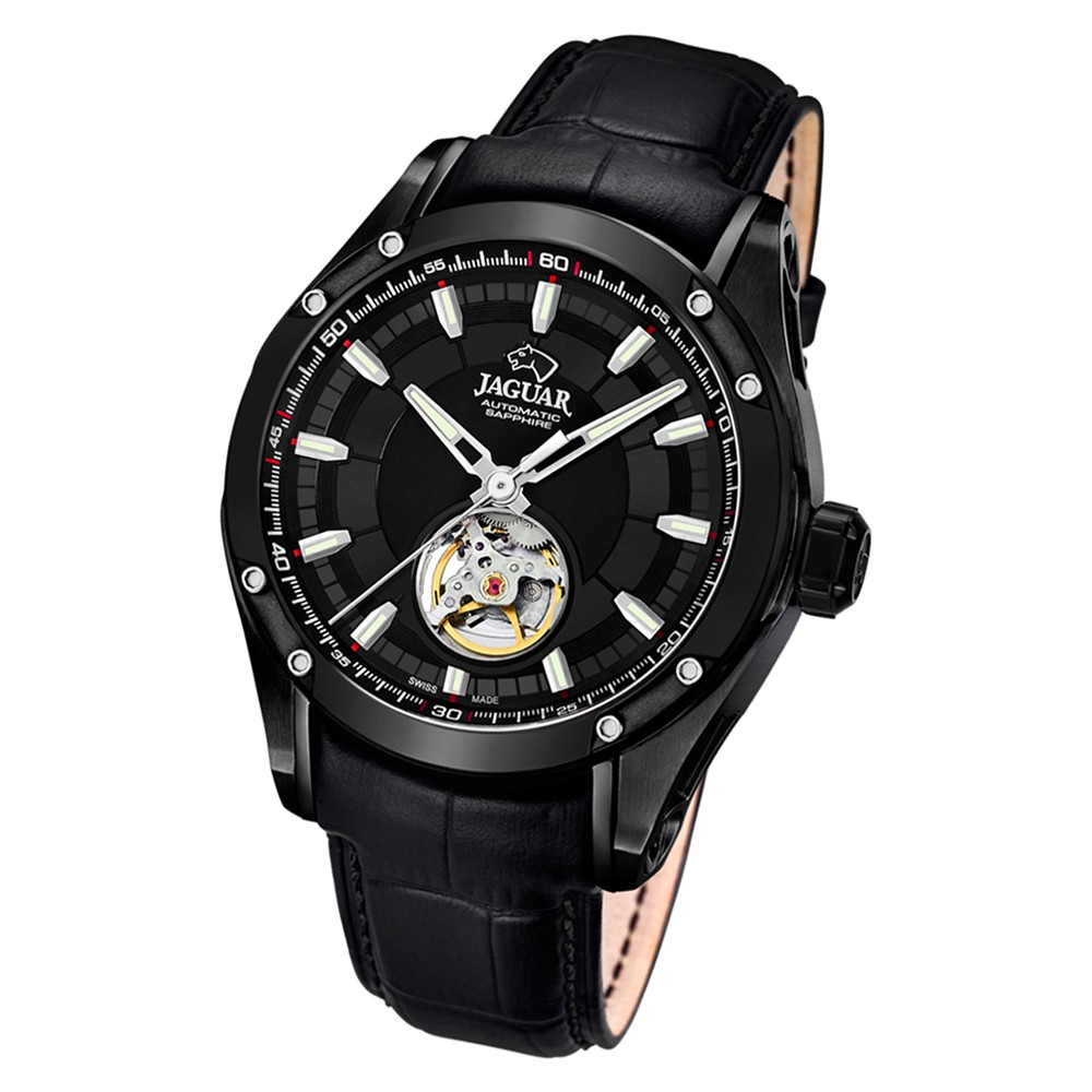 Jaguar Herren-Armbanduhr Automatik J813/A Saphirglas Special Edition UJ813/A