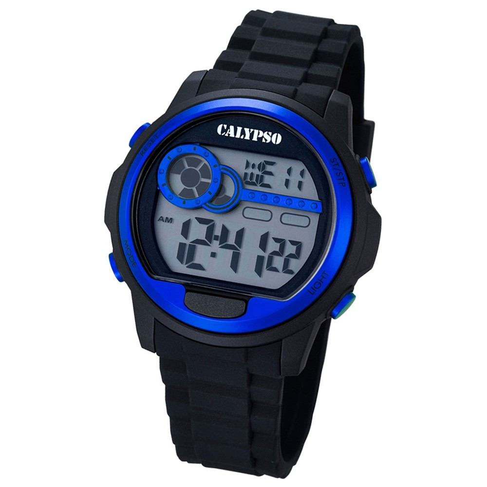 CALYPSO Herren-Uhr - Digital for Man - digital - Quarz - PU - UK5667/3