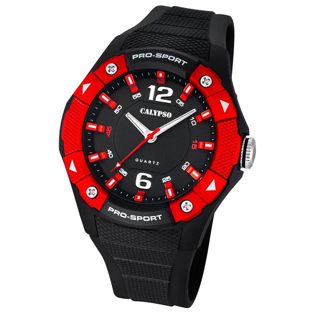 CALYPSO Herren-Uhr - Versatil for Man - Analog - Quarz - PU - UK5676/5