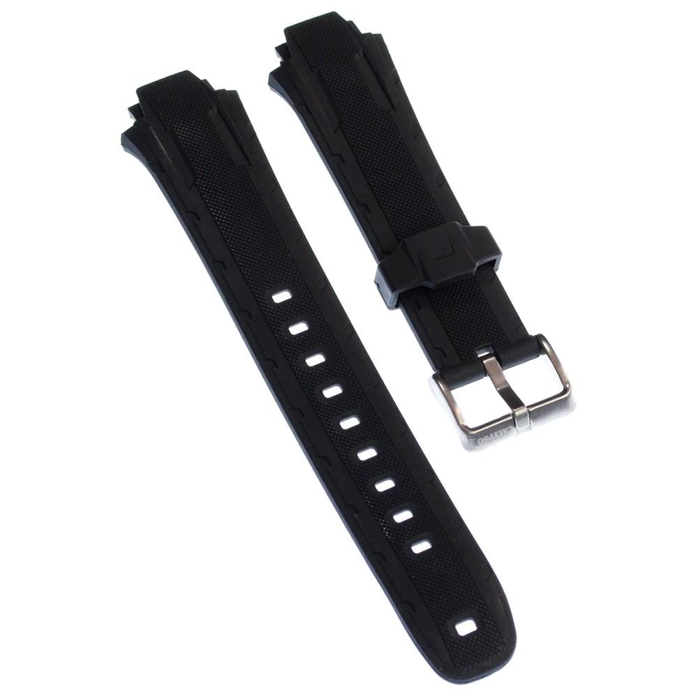 Calypso Herren Uhrenarmband 14mm PU-Band schwarz für Calypso K5625 K5616 UKA5625/S