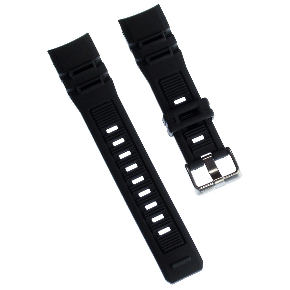 Calypso Herren Uhrenarmband 19mm PU-Band schwarz für Calypso K5656 UKA5656/S