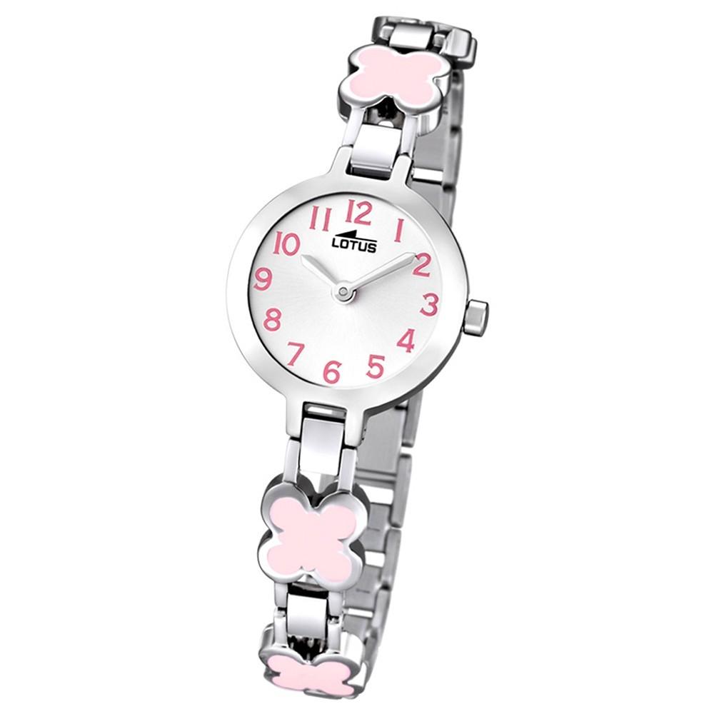 LOTUS Jugend-Armbanduhr Junior analog Quarz Edelstahl UL15828/2
