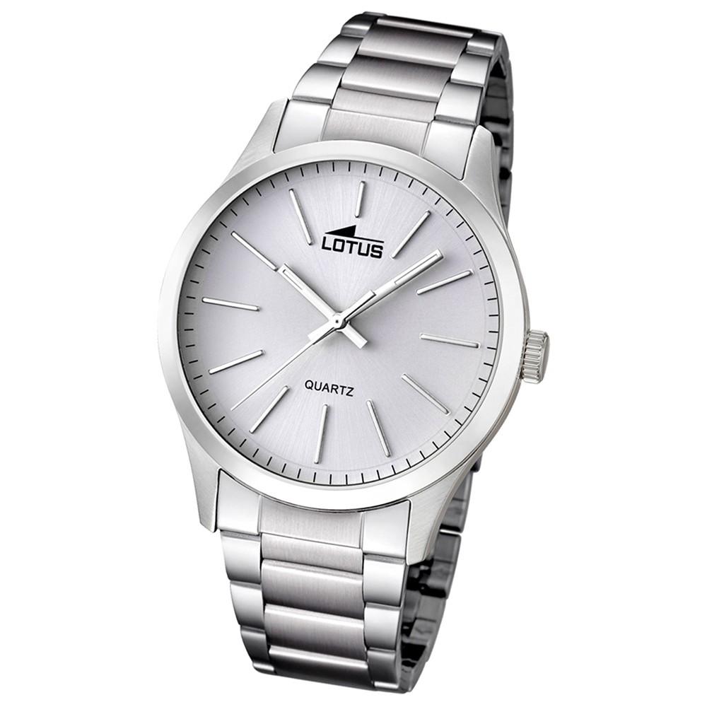 LOTUS Herren-Armbanduhr Minimalist analog Quarz Edelstahl UL15959/1